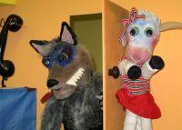 Hotel beránek aneb Pozor, za dveřmi je vlk!