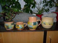 Blanka Cedzová – obrazy, Eva Šrámková – keramika