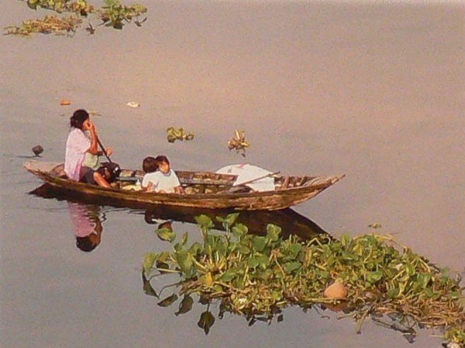 Thajskem ve stínu lotosového květu