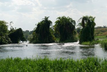 Afrika, Nil a kajakáři