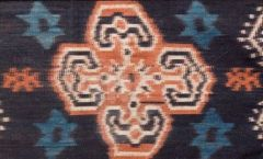 Indonésie – cesta za textilem
