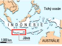Indonésie – smaragdový náhrdelník rovníku