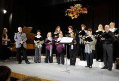 Předvánoční koncert pěveckého sboru Č.A.S.
