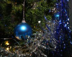 První večírek vánoční