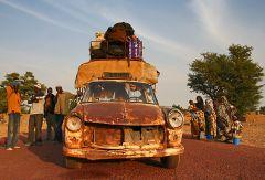 Putování západní Saharou