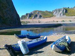 Vodácká expedice po řekách Mongolského severu
