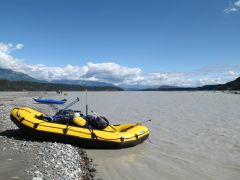 Putování po Aljašce