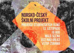 Norsko-český školní projekt