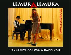 Lemur a Lemura aneb druhý večer z písní a slov.