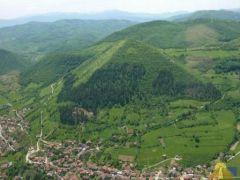 Údolí bosenských pyramid