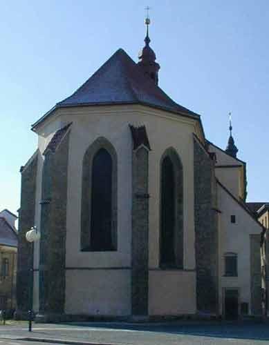 Gotická architektura za vlády Lucemburků a Jagellonců