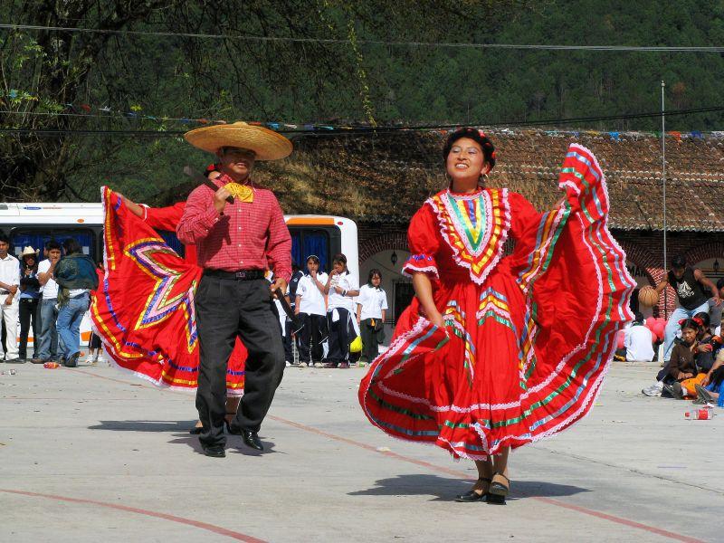 Mexikem v pohodě