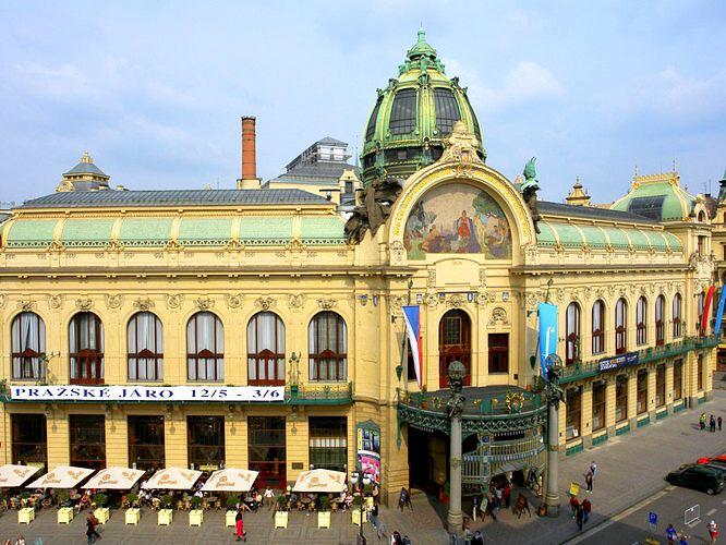 Slavní architekti české secese