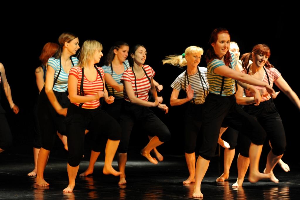 C - Dance Evy Veverkové