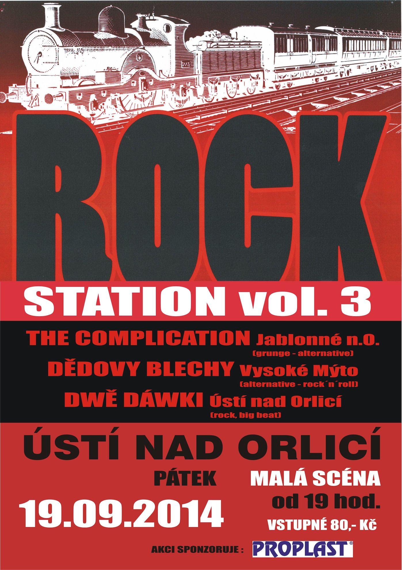 Rock Station vol. 3