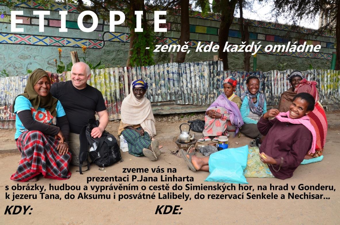 Etiopie - země, kde každý omládne