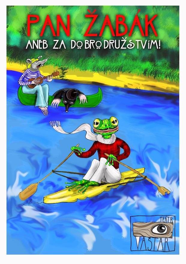 Pan Žabák aneb Za dobrodružstvím!