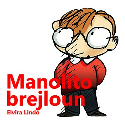 LiStOVáNí - Manolito Brejloun Elvira Lindo