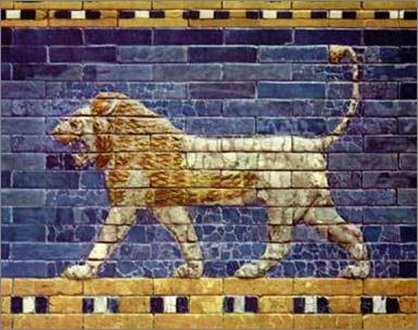 Umění Mezopotámie a dalších východních kultur