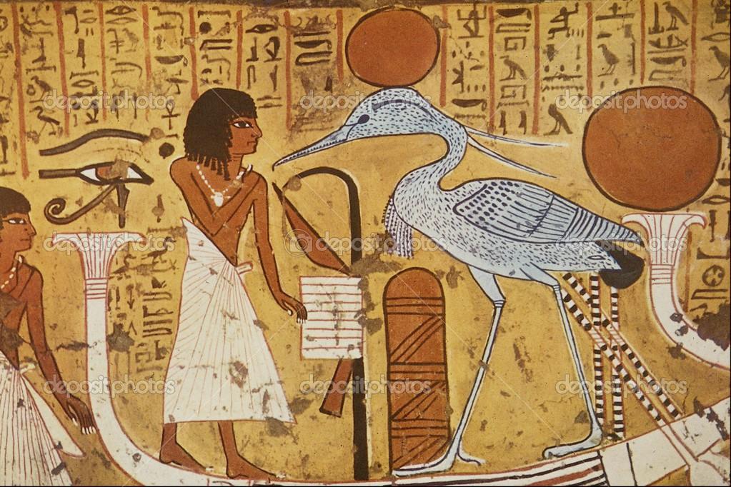 Umění starověkého Egypta