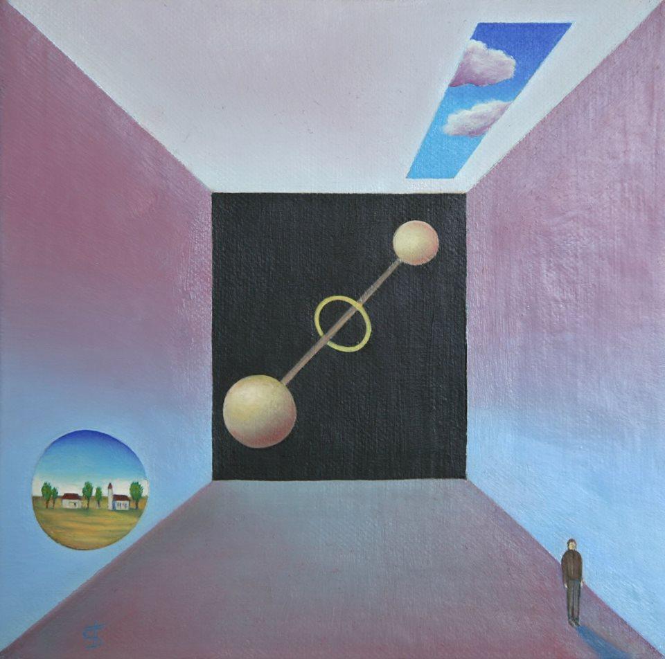Výstava Tomáše Sejkory