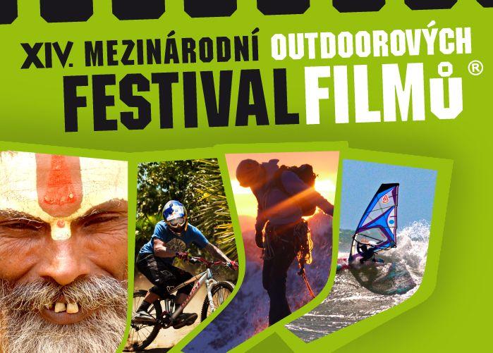XIV. mezinárodní festival outdoorových filmů