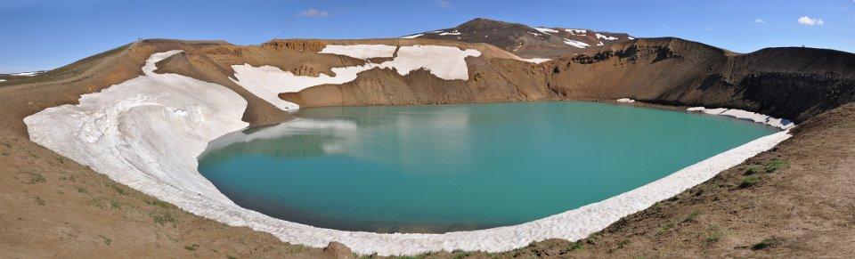 Island – po stopách horkých pramenů