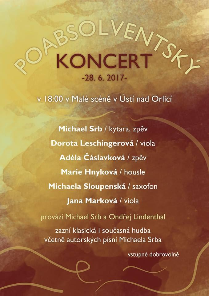Poabsolventský koncert