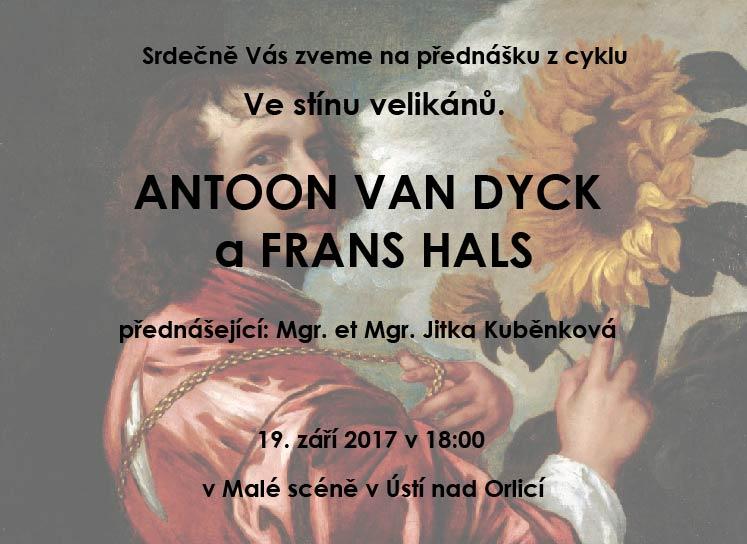 Antoon van Dyck a Frans Hals