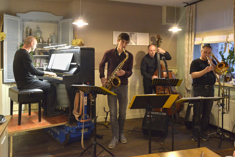 5pm jazzband