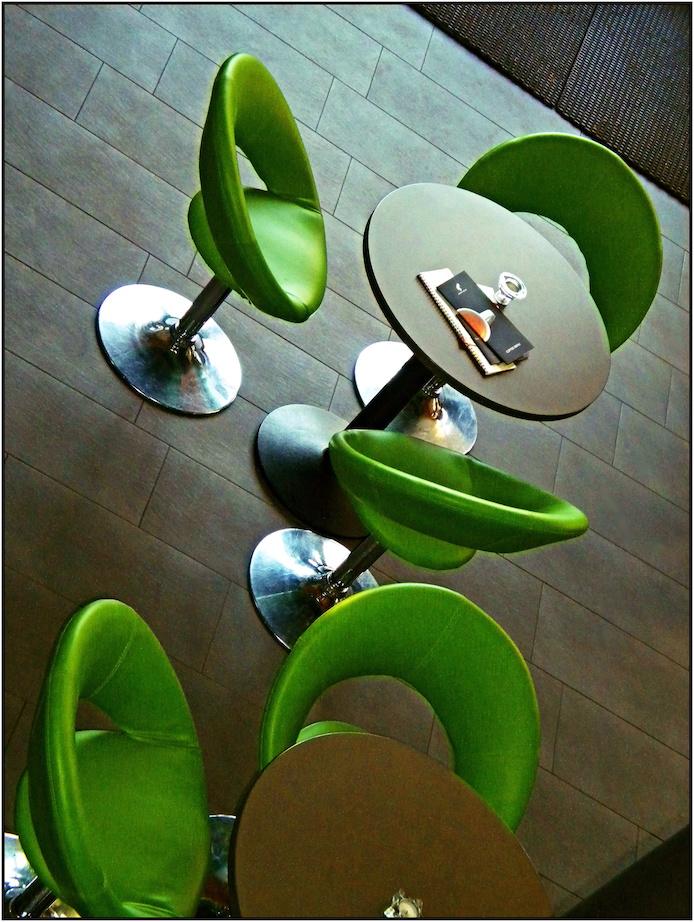 Lavičky - židličky