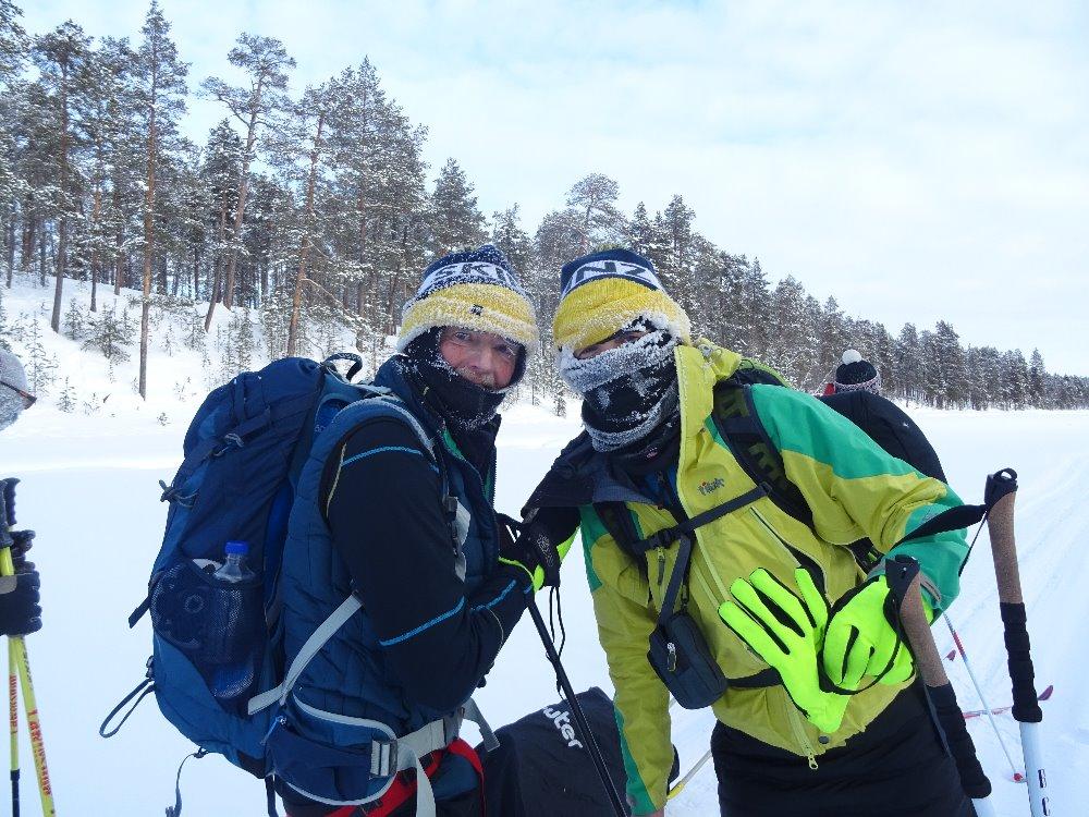 Za sněhem do Laponska