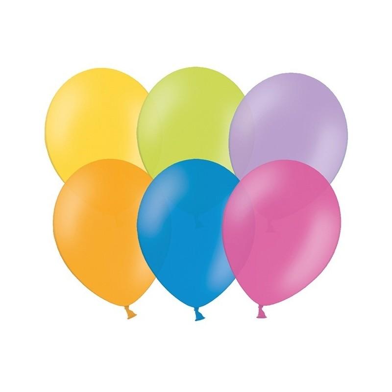 Duhová pohádka o balónku z pouti