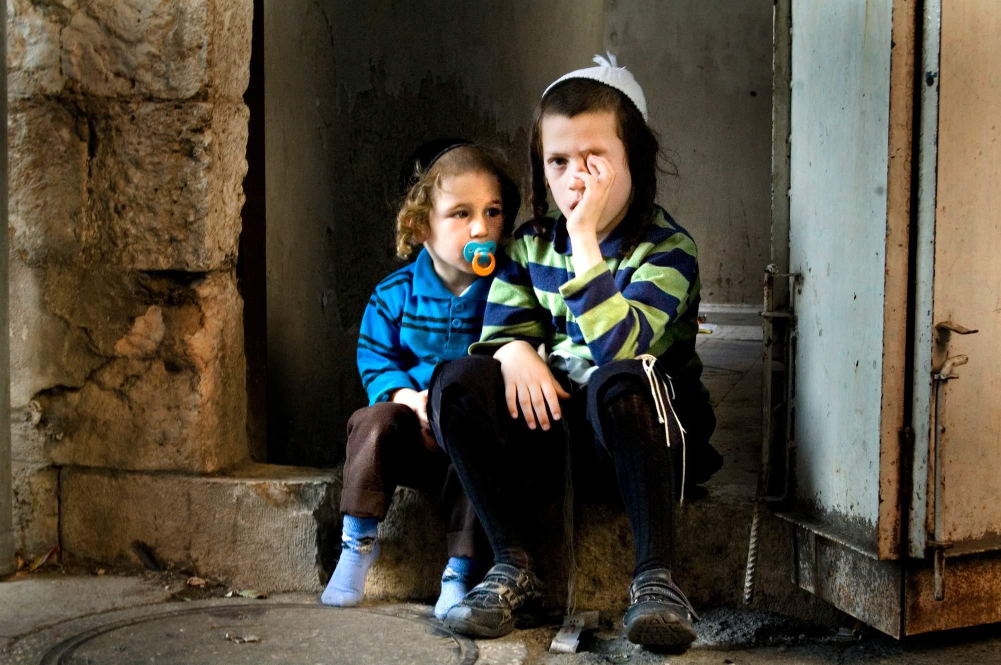 Izrael: Svatá země v obležení