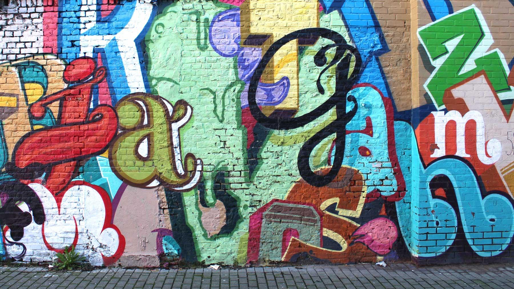 Hypperealismus, Street Art