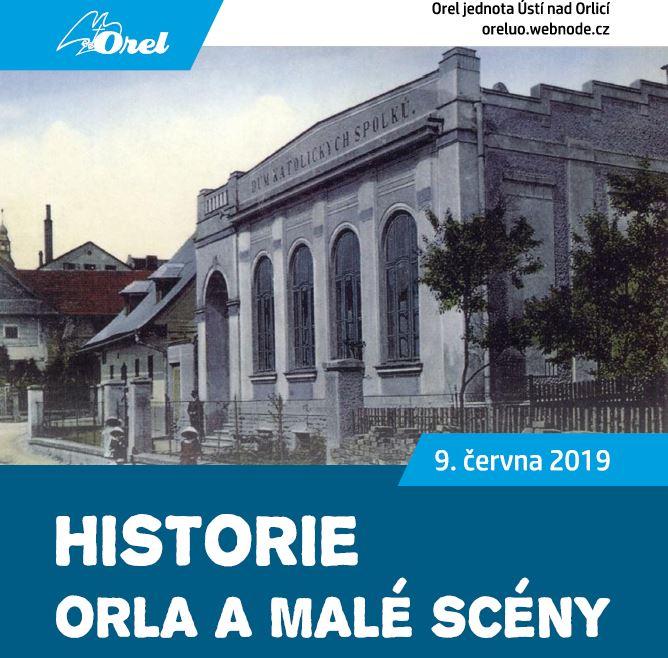 Historie Orla a Malé scény