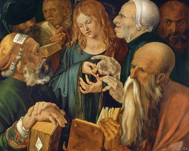 Mistři německého renesančního malířství