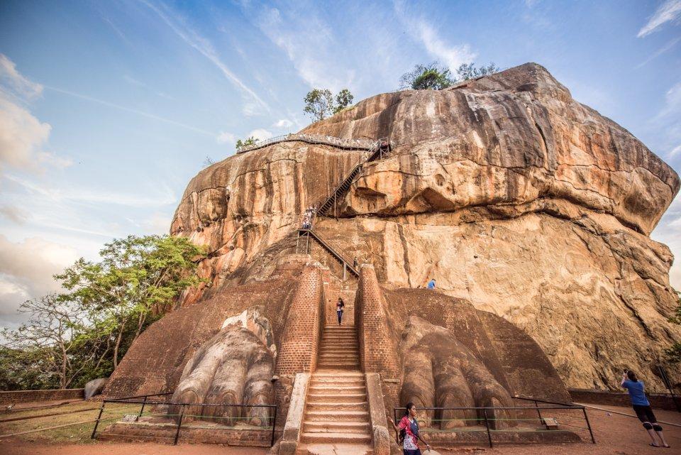 Povídání o ráji. Srí Lanka