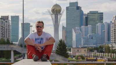 Táta kolem světa – z Čech až na konec Číny