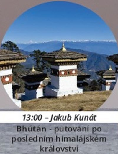 Bhútán – putování po posledním himalájském království