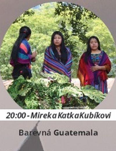 Barevná Guatemala